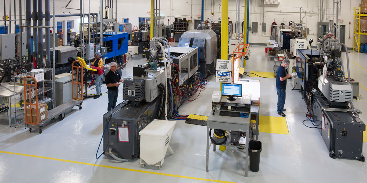 Cavaform International, LLC - Precision Molds and Components for the
